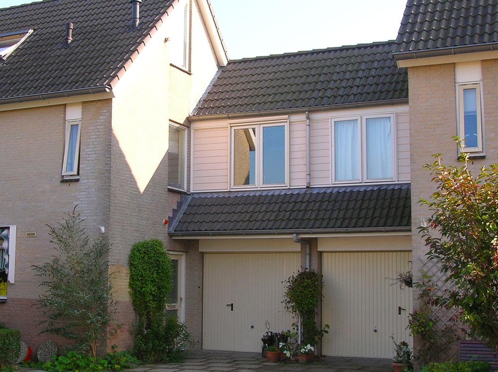 Bouwcombinatie bodegraven dakopbouw utrecht verbouw woonhuis noordstraat
