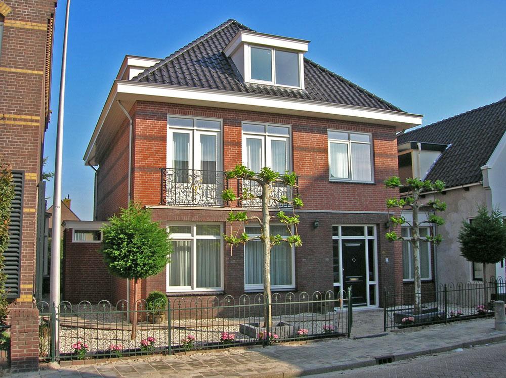 Bouwcombinatie bodegraven utrecht verbouw woonhuis noordstraat